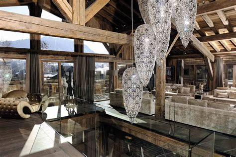 Luxury Chalet Brickell In Megeve Alpes by Luxury Chalet Brickell In Meg 232 Ve Alpes Decoholic