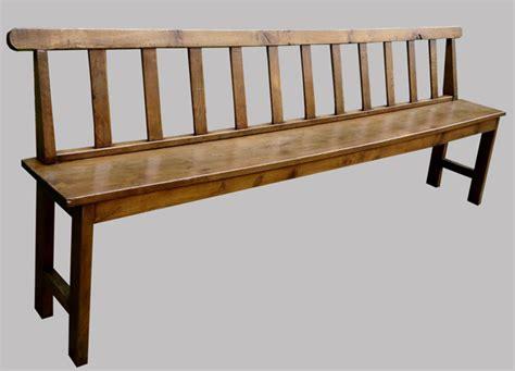 banc de cuisine en bois avec dossier banc en bois avec dossier mzaol com