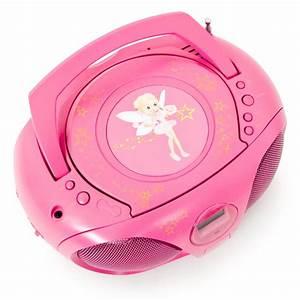 Cd Player Für Mädchen : tragbare boombox aux stereo musik anlage pink kinder m dchen cd player fee rosa ebay ~ Orissabook.com Haus und Dekorationen