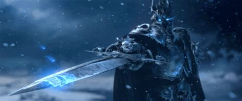Lich King Animated Wallpaper - world of warcraft gif find on giphy