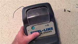 Lynx Garage Door Opener 2211 L