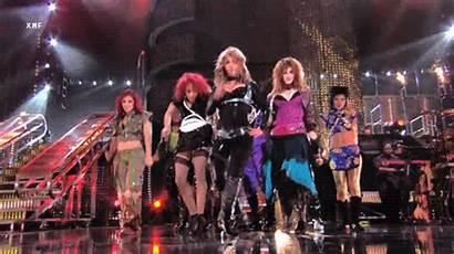 Tour Britney Spears Onyx Zone Concert Dans