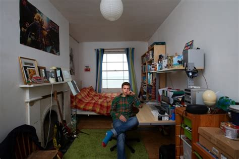 What Students' Bedrooms Reveal About Their Cultural Lives