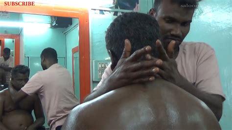 World's Best Upper Body Shoulder Massage With Oil