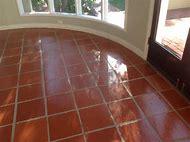 Ceramic Tile Floor Wax