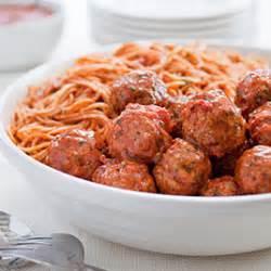 classic spaghetti and meatballs america s test kitchen classic spaghetti and meatballs for a crowd recipe 49806