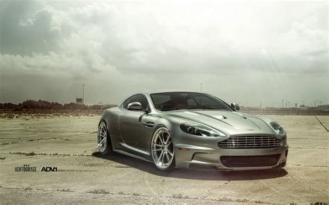 Aston Martin Dbs Adv52 Track Spec Cs Series Wallpaper