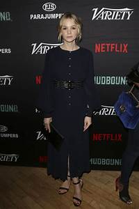 """Carey Mulligan -""""Mudbound"""" Cast Dinner in Toronto 09/11/2017"""