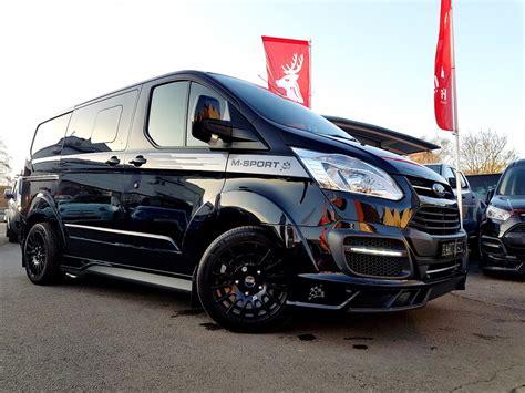 Used 2017 Ford Transit Custom M-SPORT MS-RT L1 H1 DCIV