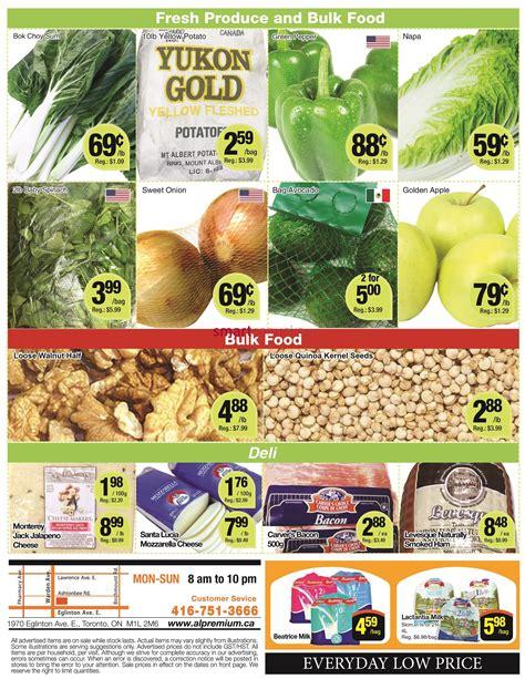 premium cuisine al premium food mart flyer november 3 to 9