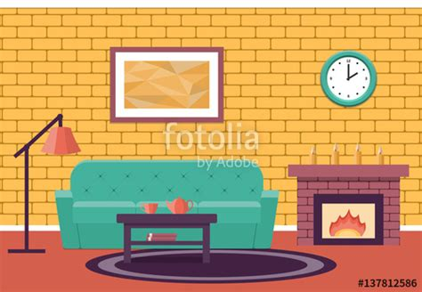 sofá restaurante vetor living room clipart lounge pencil and in color living