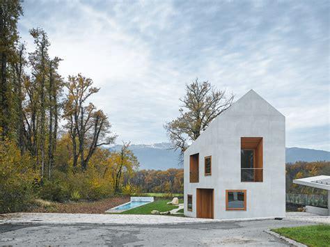Die Besten Einfamilienhäuser by Urh 252 Tte Und Villa Ein Modernes Doppelhaus