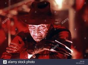 A Nightmare On Elm Street 3: Dream Warriors Stock Photo ...