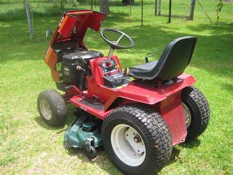 murray classic garden tractor model 39004 18hp 42 quot deck