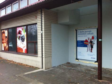 Veikalu- ofisu skatlogu noformēšana - Drex