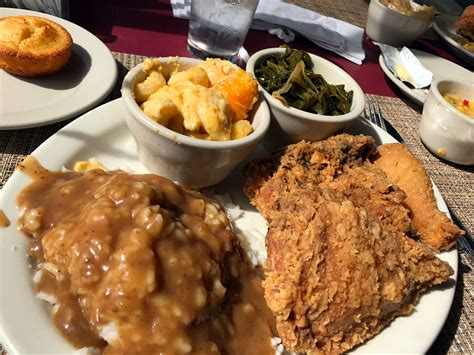 southern cuisine southern fried chicken restaurant