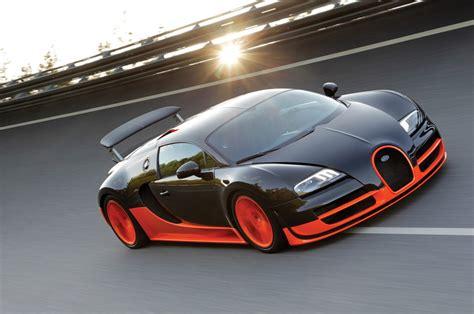 Bugatti Veyron Supersports Top Speed by Bugatti Veyron Sport Sets 267 8 Mph Top Speed Record
