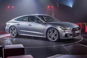 Audi A7 2018 : first look 2018 audi a7 the a8 s sleek and sporty new ~ Melissatoandfro.com Idées de Décoration