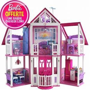 maison barbie de reve With beautiful modele de maison en l 8 image maison de barbie