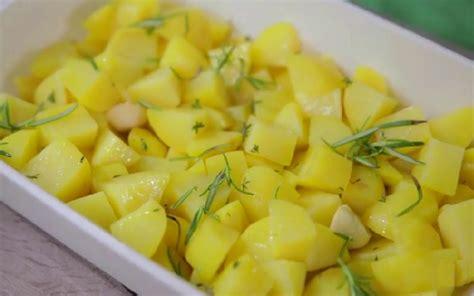 voici comment pr 233 parer des pommes de terre au four 192 l