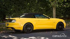 2016 Ford Mustang GT Convertible Weekender | CarAdvice