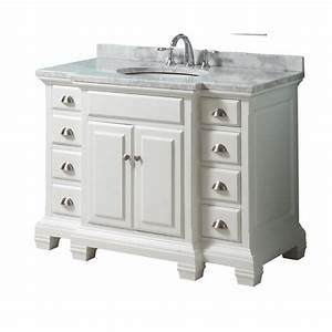 Allen And Roth Bathroom Vanities White Car Interior Design