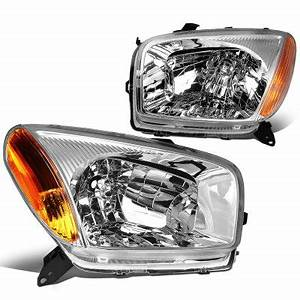 2001 Gmc Sierra 2500hd Lights Toyota Rav4 2001 2003 Headlights A135geln102