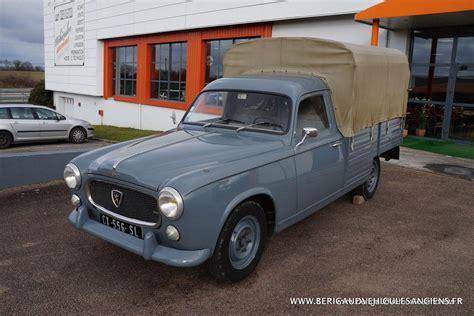 berigaud vehicules anciens peugeot  pick