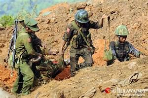 [Myanmar] Fierce Clashes Continue At Kachin Hilltop ...