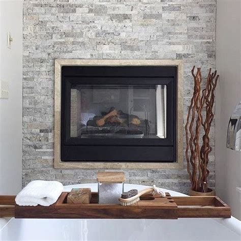 fireplace tile claros silver architectural travertine