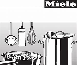 Miele Cooktop 06 707 900 User Guide