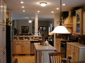 kitchen great room ideas pennwest davenport ii model hf114 a ranch style modular home sle home photo tour photo 29