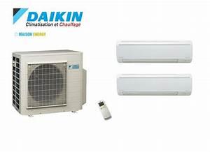 Bruit Climatisation Unite Interieure : 3mxs68g unit s eco performance bi split daikin de 6 0 7 ~ Premium-room.com Idées de Décoration
