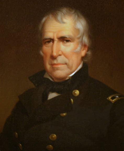 Us President Zachary Taylor Died Hdnp