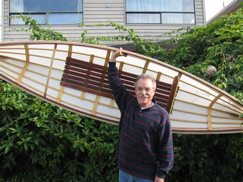 Lightweight Wooden Boat Plans by Canoe Kits Kayak Kits Skin On Frame Boat Kits