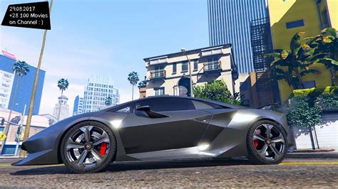 Lamborghini Sesto Elemento '11 1.0 Top Speed Test Gta Mod