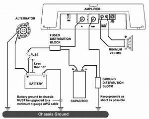 30 Rockford Fosgate Capacitor Wiring Diagram