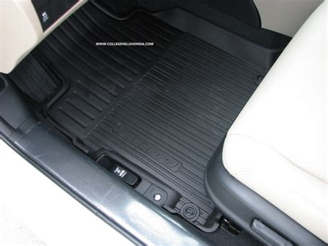 floor mats honda accord drive accord honda forums new honda accord high wall all season floor mats