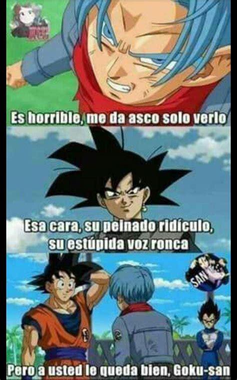 Dragon Ball Super Memes - memes dragon ball super saga de black dragon ball espa 209 ol amino