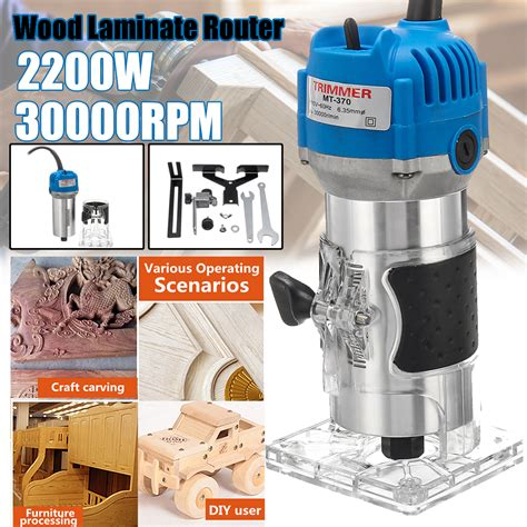 rmp electric hand trimmer   corded wood