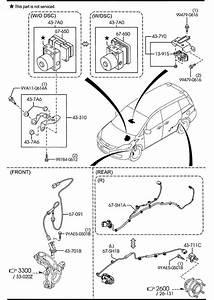 C2y6437azb - Mazda Unit  Hydraulic