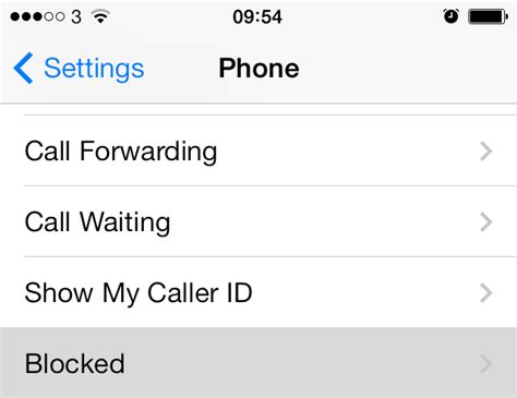 block phone calls and text messages how to block calls and text messages on iphone using ios 7