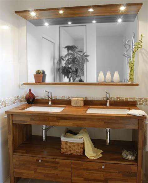 meuble de cuisine beautiful meuble salle de bain bois castorama contemporary