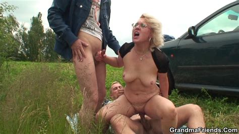 Granny Loves Outdoor Sex Listfan