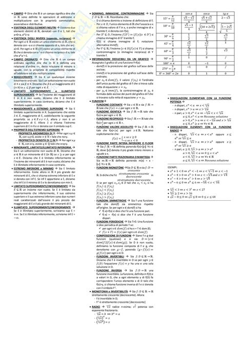 analisi matematica 1 dispense analisi matematica 1