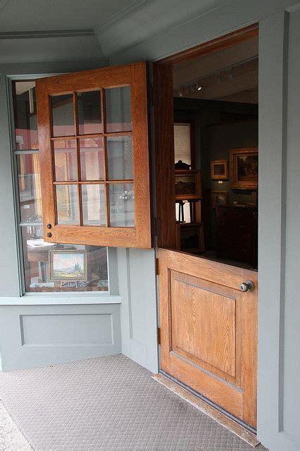 split door   antique store house  homes split door