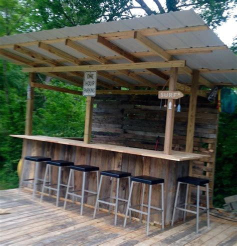 wooden patio bar ideas best 25 patio bar ideas on outdoor patio bar