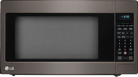 LG LCRT2010BD 2.0 cu. ft. Countertop Microwave Oven with