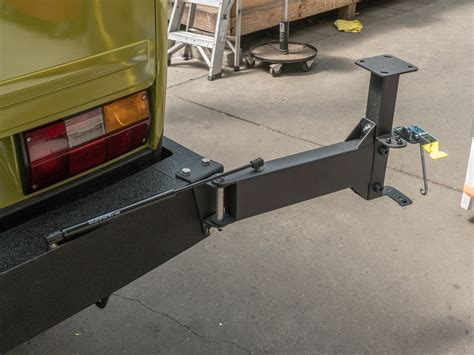 bumper mounted swing  system gowesty