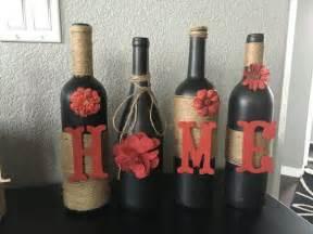 best 25 decorating wine bottles ideas on pinterest